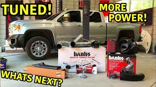 Rebuilding A Wrecked 2019 GMC Duramax Part 6