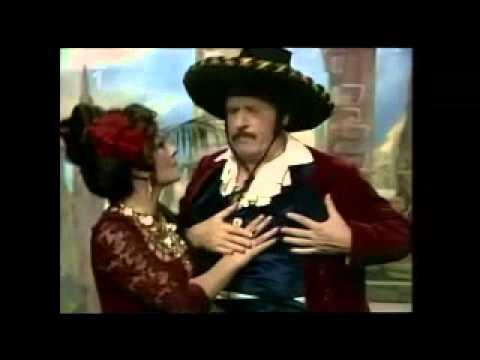Josef Bek a Jiřina Bohdalová Z Rio Granda