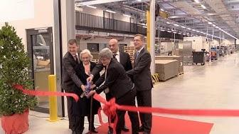 SICK AG: Eröffnung der neuen Produktionshalle in Reute | SICK AG