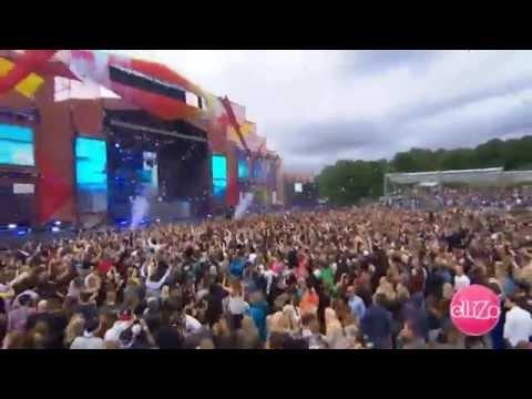 DubVision - Backlash (Martin Garrix Edit) live @Summerburst Stockholm 2014