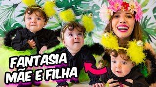 ELA VIROU UMA ABELHA !!!