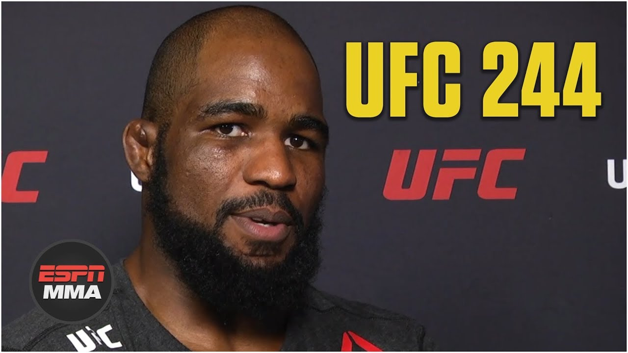 Corey Anderson calls Jon Jones a fraud, still mad after UFC 232 drama | UFC 244 | ESPN MMA