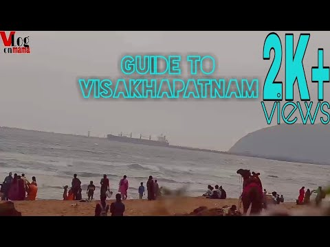 Guide to Visakhapatnam | vlog on mama | Vizag
