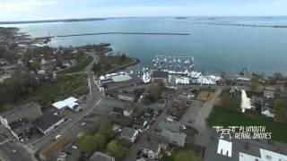 Plymouth Waterfront April 25, 2016
