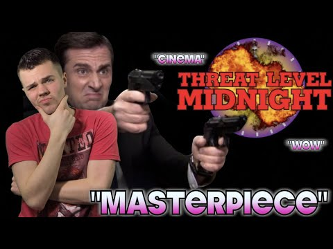 Threat Level Midnight Is A Masterpiece | Movie Review