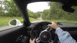 2015 Porsche 911 GT3 POV Test Drive