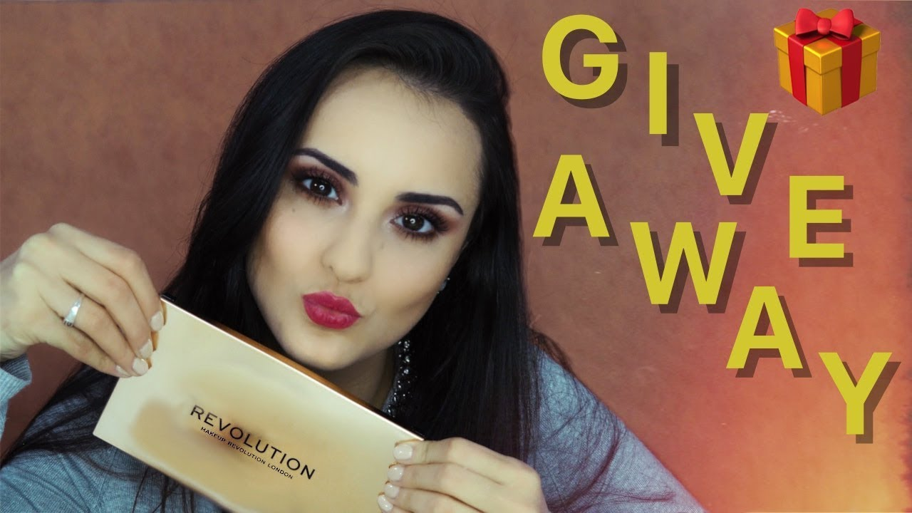 MAKEUP REVOLUTION FLAWLESS 4 | FREE GIVEAWAY + REVIEW