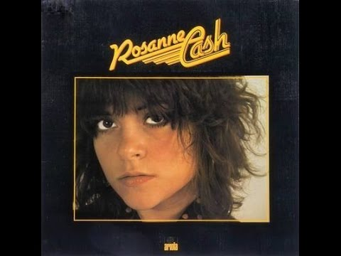 Rosanne Cash  Seven Year Ache Lyrics on screen