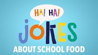 6 Funny Food Jokes About School 🏫😂🍌