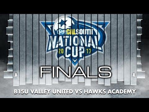 2017 Cal South National Cup Boys 2002/15U Championship