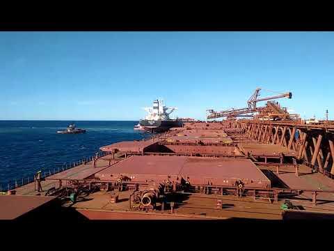 Port of Australia (Loading Iron Ore)