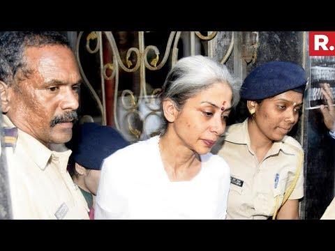Indrani Mukherjee Discharged From JJ Hospital