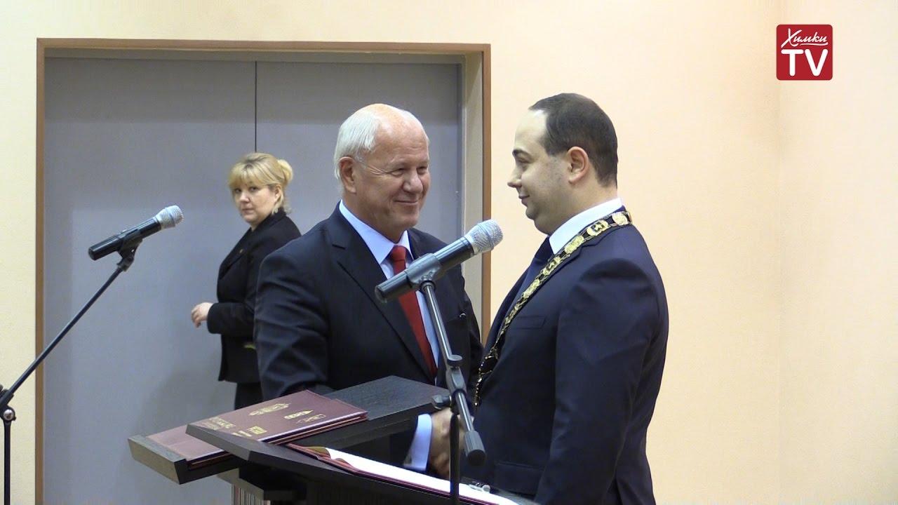 волошин дмитрий владимирович химки биография