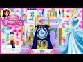 Cinderella's Dream Castle Lego Disney Princess 2018 Build Review Silly Play Kids Toys