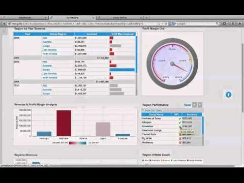 BI Dashboard Best Practice Webinar (2013)