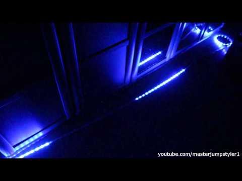 LED-Lichteffekte Test passend zur Musik