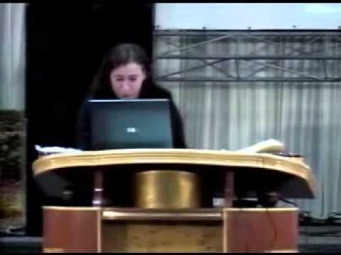 Pastora Ana Paula Guedes - Vencendo a Hemorragia da Fé