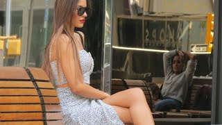 NEW YORK CITY 2019: BEAUTIFUL GIRLS AND MODELS ON THE STREETS OF MANHATTAN! [4K]