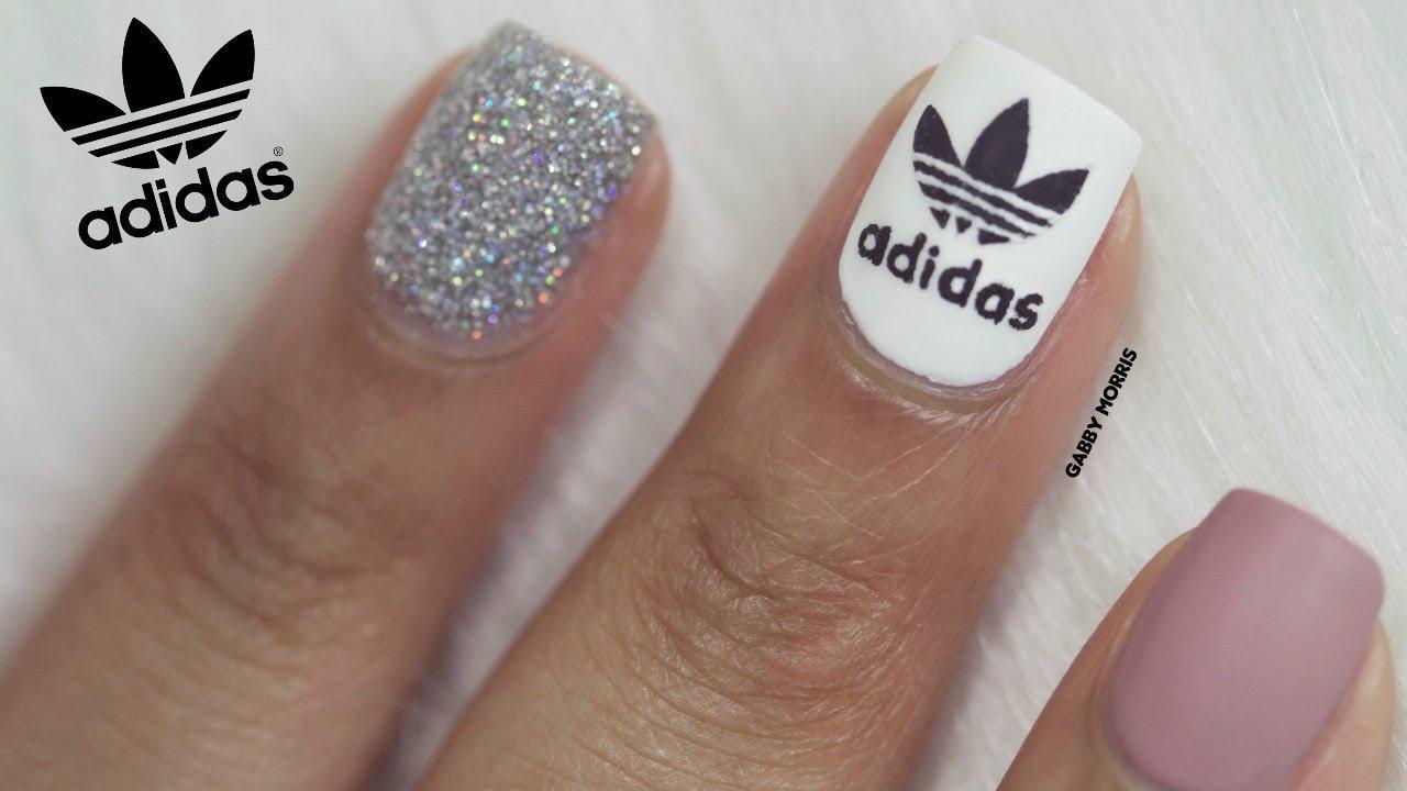 Adidas Nails! (NO TOOLS) - YouTube 6124559f92