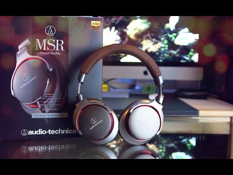 Audio-Technica ATH-MSR7 - Обзор