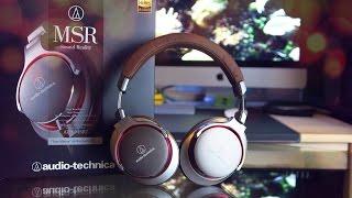 видео Наушники Audio-Technica (Аудио-Техника)