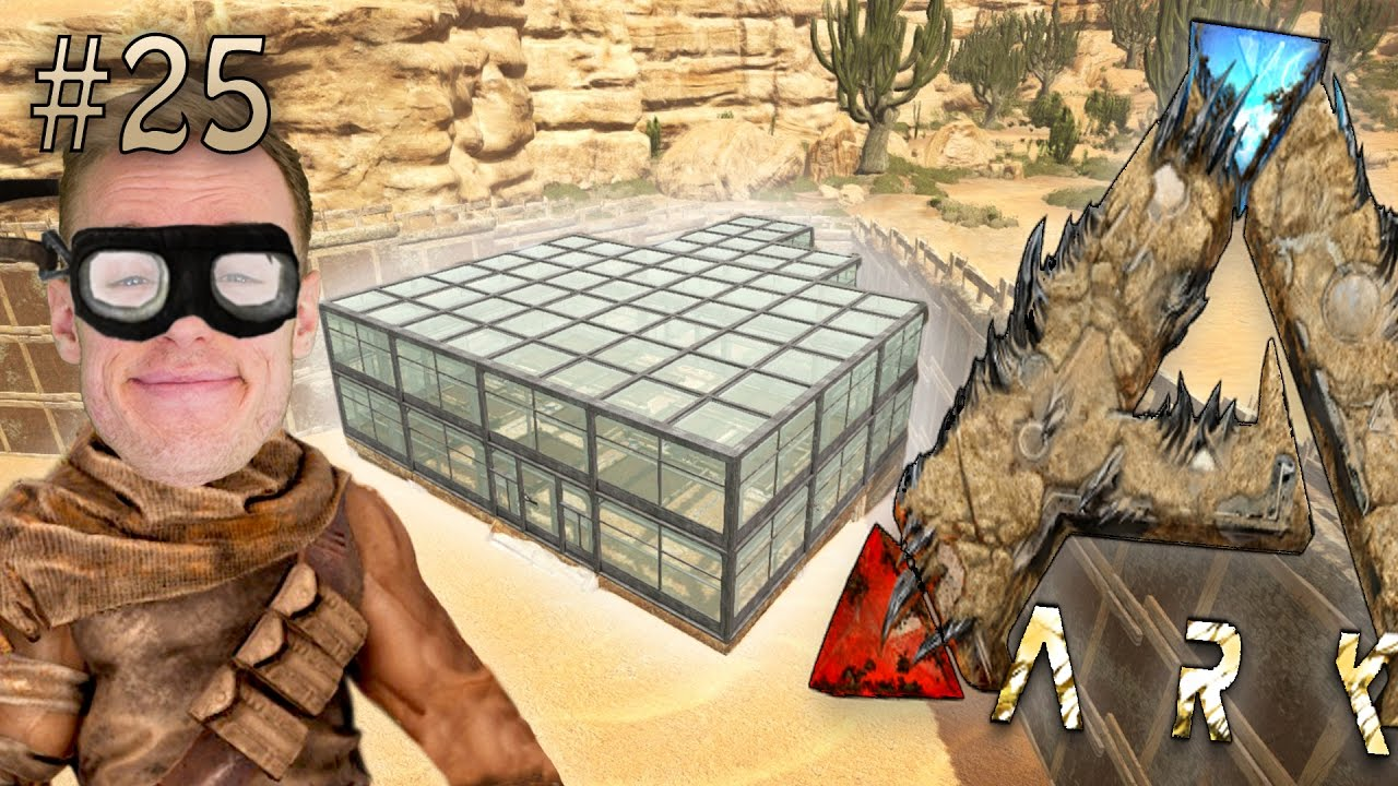 how to make a greenhouse ark