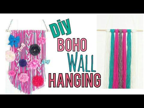 diy-boho-wall-hanging-|-bow-holder