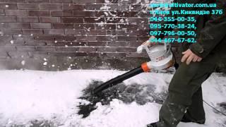 Электрический садовый пылесос STIHL SHE 71чистка снега(, 2013-12-09T15:45:33.000Z)