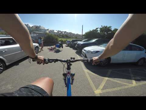 Cycling Stives in 4k - GoPro Hero 4 Black Edition Raw footage