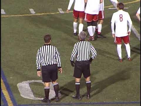 WPIAL Soccer Incident-  Laurel Highlands at Hampton 10/22/18