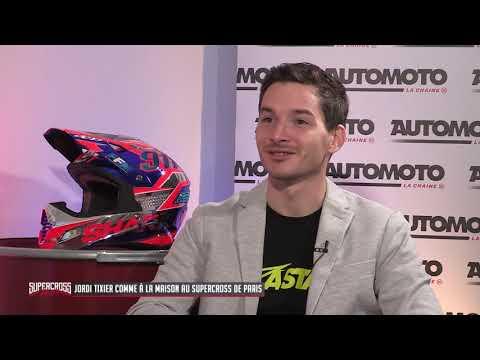 Jordi Tixier revient sur sa saison MXGP - Automoto la chaîne