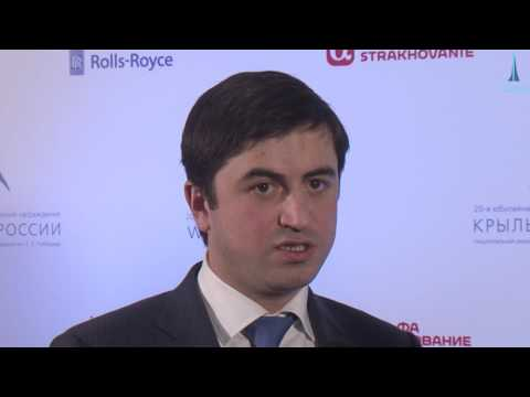 Vladimir Aleksandrov, Deputy Director For Legal And Property Affairs, Aeroflot Russian Airlines