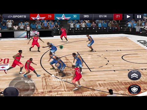 NBA LIVE Mobile Basketball Android Gameplay #4