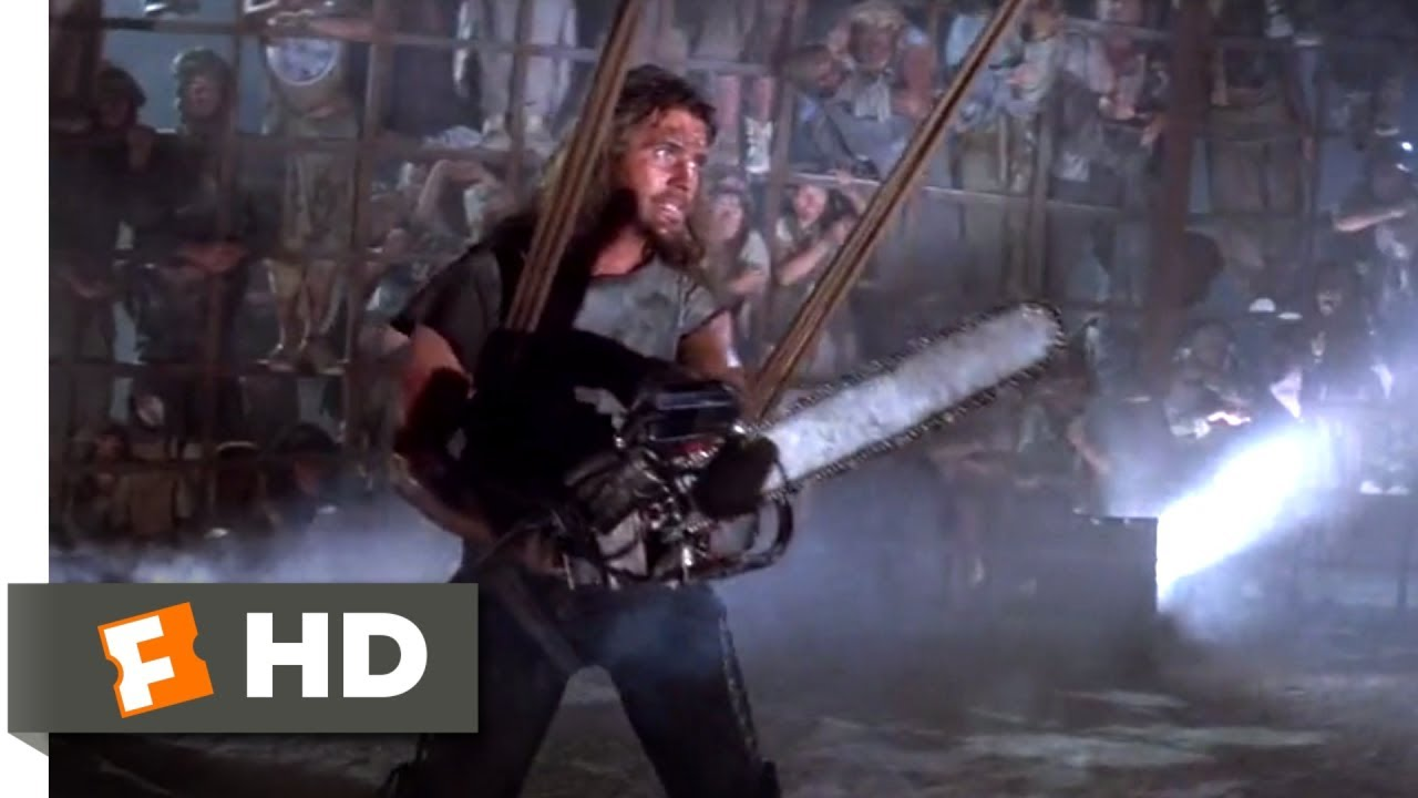 Mad Max Beyond Thunderdome (1985) - Mad