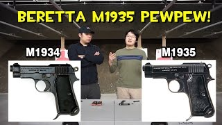 Beretta M1935 pewpew (Now with 300% more cringe!)