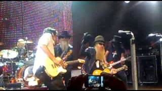 Zz Top live @ House of Blues with Slash & John Mayer