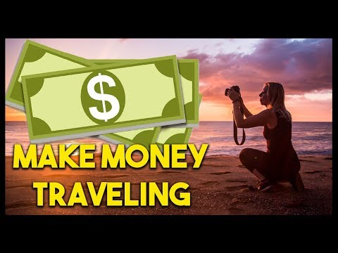 TRAVEL STOCK PHOTO IDEAS - make money while traveling & sell your photos