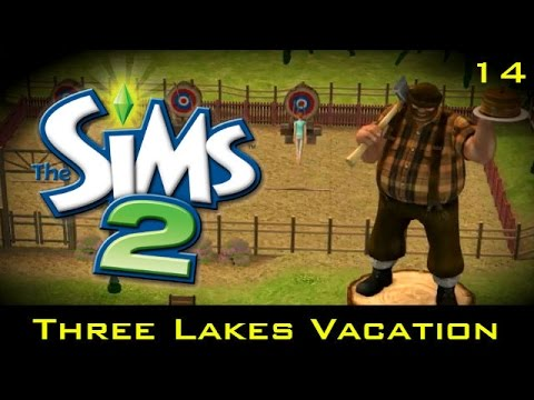 """The Sims 2 - """"Three Lakes Vacation"""" - Ep 14 - (Gameplay / Let's Play Series)"""