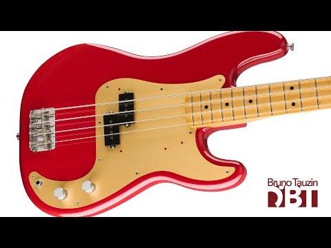 Fender Vintera Precision '50s ? Test Complet