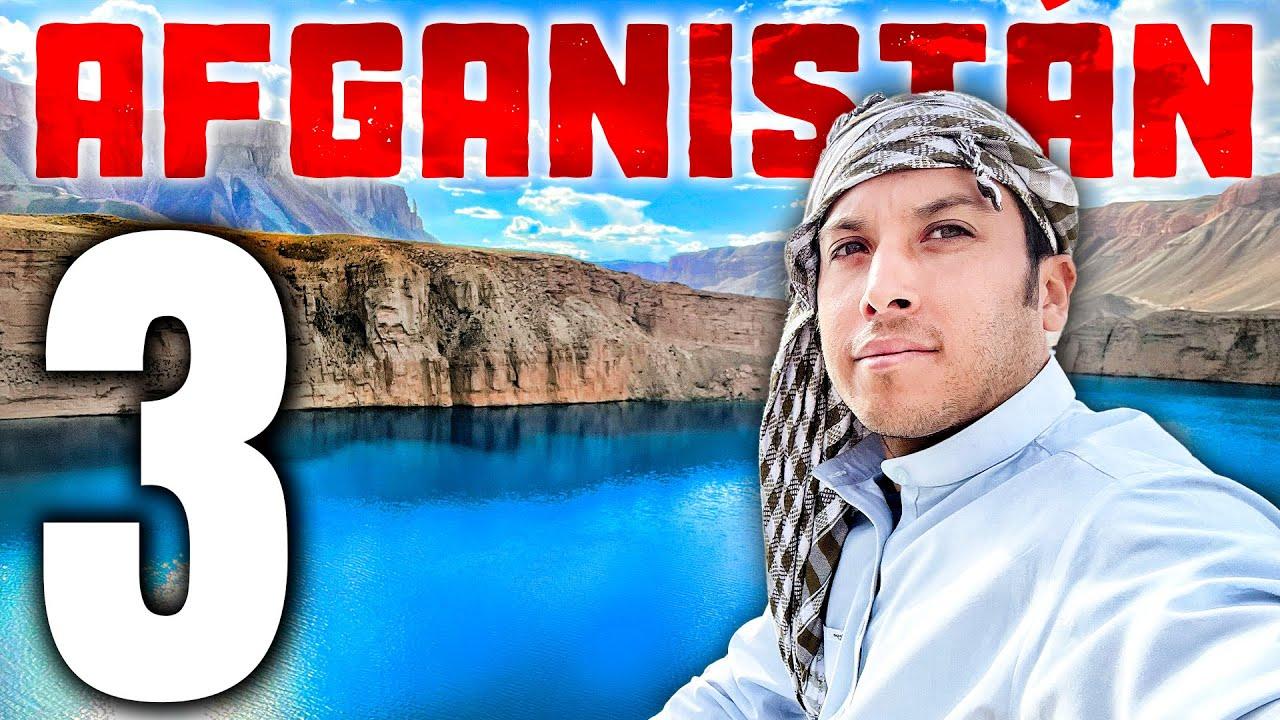 🔥Así es el TURISMO en AFGANISTÁN / Me dejó impresionado! 🔥 | Episodio 3 (Documental)
