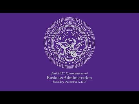 Business Administration | Fall Commencement 2017