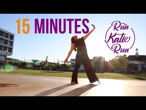 15 MINUTES Run Katie Run [Official Video]