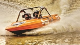 (Part 1) 2015 Jet Boats - Round 4 of The PSP NZ Jet Sprint Championship