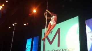 Pole Dance competition final - Miss Pole Dance Argentina & Sudamérica 2013 vid 20