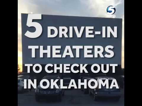Oklahoma Fantastic Finds: 5 Drive-in...