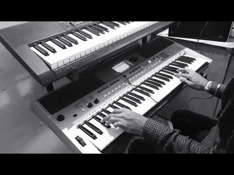 Hasi ban Gaye | instrumental | on Yamaha psr i455