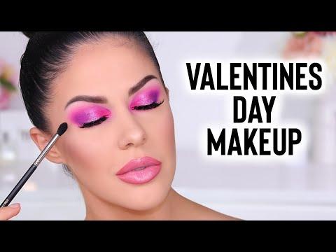 Valentines Day Makeup Tutorial!