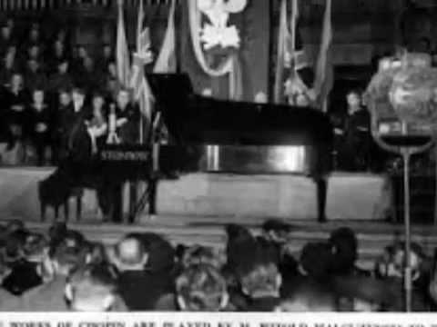 MALCUZYNSKI KRAKOW CHOPIN RECITAL 1959