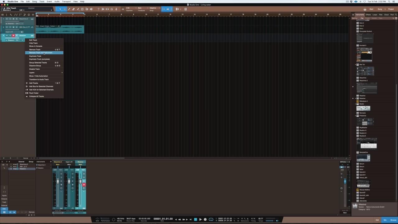 Studio One 3 - Error with plugins not showing - Black list