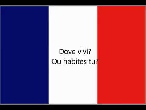 Corso di Francese: 500 Frasi in Francese